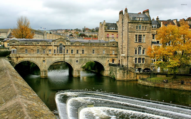 Pulteney Bridge, Bath